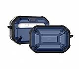 Wiwu APC007 AirPods Pro Lacivert Silikon Kılıf