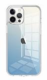 Wiwu Chameleon Glass iPhone 12 Pro Max 6.7 inç Cam Mavi Kılıf