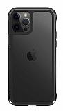 Wiwu Defens Armor iPhone 11 Pro 5.8 inç Ultra Koruma Siyah Kılıf 