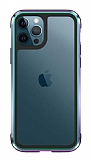 Wiwu Defens Armor iPhone 11 Pro Max 6.7 inç Ultra Koruma Çok Renkli Kılıf 