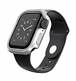 Wiwu Defense Apple Watch 6 Silver Kılıf 40mm