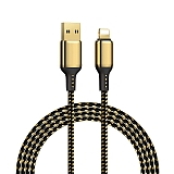 Wiwu Golden Series GD-100 Lightning Data Cable 3m