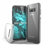 X-Doria Clearvue Samsung Galaxy S8 Plus Şeffaf Silikon Kılıf