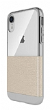 X-Doria Dash iPhone XR Ultra Koruma Gold Kılıf