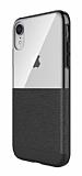 X-Doria Dash iPhone XR Ultra Koruma Siyah Kılıf
