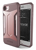 X-Doria Defense Gear iPhone 7 Ultra Koruma Rose Gold Kılıf