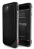 X-Doria Defense Lux iPhone 7 Ultra Koruma Siyah Kılıf