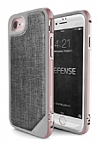 X-Doria Defense Lux iPhone 7 Ultra Koruma Gri K�l�f