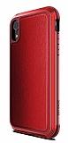 X-Doria Defense Lux iPhone XR Ultra Koruma Kırmızı Kılıf