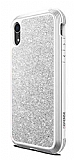 X-Doria Defense Lux iPhone XR Ultra Koruma Silver Kılıf