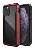 X-Doria Defense Shield iPhone 11 Pro Ultra Koruma Kırmızı Kılıf