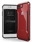 X-Doria Defense Shield iPhone 7 Plus / 8 Plus Ultra Koruma Kırmızı Kılıf