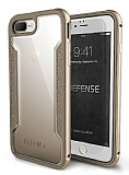 X-Doria Defense Shield iPhone 7 Plus / 8 Plus Ultra Koruma Gold Kılıf