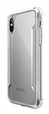 X-Doria Defense Shield iPhone XS Max Ultra Koruma Silver Kılıf