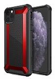 X-Doria Defense Tactical iPhone 11 Pro Ultra Koruma Kırmızı Kılıf