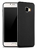 X-Level Guardian Samsung Galaxy C5 İnce Siyah Silikon Kılıf