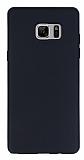 X-Level Guardian Samsung Galaxy Note 7 İnce Siyah Silikon Kılıf