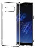 X-Level Samsung Galaxy Note 8 Ultra İnce Şeffaf Silikon Kılıf