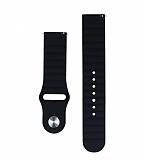 Eiroo Sport2 Xiaomi Mi Watch Color Sports Siyah Silikon Kordon