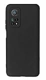 Xiaomi Mi 10T Kamera Korumalı Siyah Silikon Kılıf