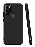 General Mobile GM 21 Plus Siyah Silikon Kılıf