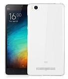 Xiaomi Mi 4c Şeffaf Kristal Kılıf