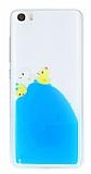 Xiaomi Mi 5 Sulu Ördek Rubber Kılıf