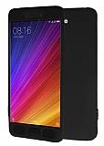 Xiaomi Mi 5s 360 Derece Koruma Likit Siyah Silikon Kılıf