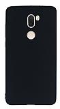 Xiaomi Mi 5s Plus Mat Siyah Silikon Kılıf