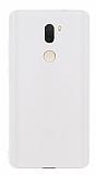 Xiaomi Mi 5s Plus Mat Şeffaf Silikon Kılıf