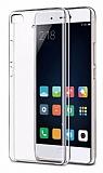 Xiaomi Mi 5s Şeffaf Kristal Kılıf