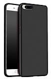 Xiaomi Mi 6 Mat Siyah Silikon Kılıf