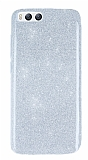 Xiaomi Mi 6 Simli Silver Silikon Kılıf