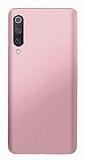Xiaomi Mi 9 SE Mat Rose Gold Silikon Kılıf