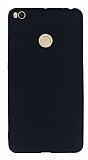 Xiaomi Mi Max 2 Mat Siyah Silikon Kılıf