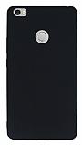 Xiaomi Mi Max Mat Siyah Silikon Kılıf