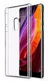 Xiaomi Mi Mix Şeffaf Kristal Kılıf