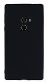 Xiaomi Mi Mix Mat Siyah Silikon Kılıf