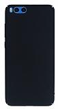 Xiaomi Mi Note 3 Tam Kenar Koruma Siyah Rubber Kılıf