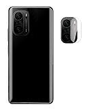 Xiaomi Poco F3 Cam Kamera Koruyucu