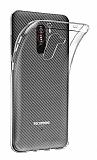 Xiaomi Pocophone F1 Ultra İnce Şeffaf Silikon Kılıf