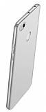 Xiaomi Redmi 4X Tam Kenar Koruma Silver Rubber Kılıf