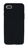 Xiaomi Redmi 6A Mat Siyah Silikon Kılıf
