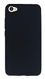 Xiaomi Redmi Note 5A Mat Siyah Silikon Kılıf