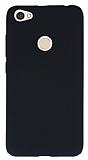 Xiaomi Redmi Note 5A Prime Mat Siyah Silikon Kılıf