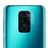Xiaomi Redmi Note 9 Cam Kamera Koruyucu
