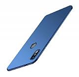 Xiaomi Redmi S2 Tam Kenar Koruma Lacivert Rubber Kılıf