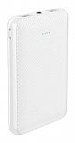 Xipin M3 5000 mAh Powerbank Beyaz Yedek Batarya