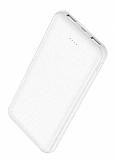 Xipin PX101 10000 mAh Powerbank Beyaz Yedek Batarya