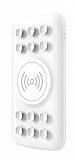 XO BP85 13000 mAh Kablosuz Powerbank Beyaz Yedek Batarya